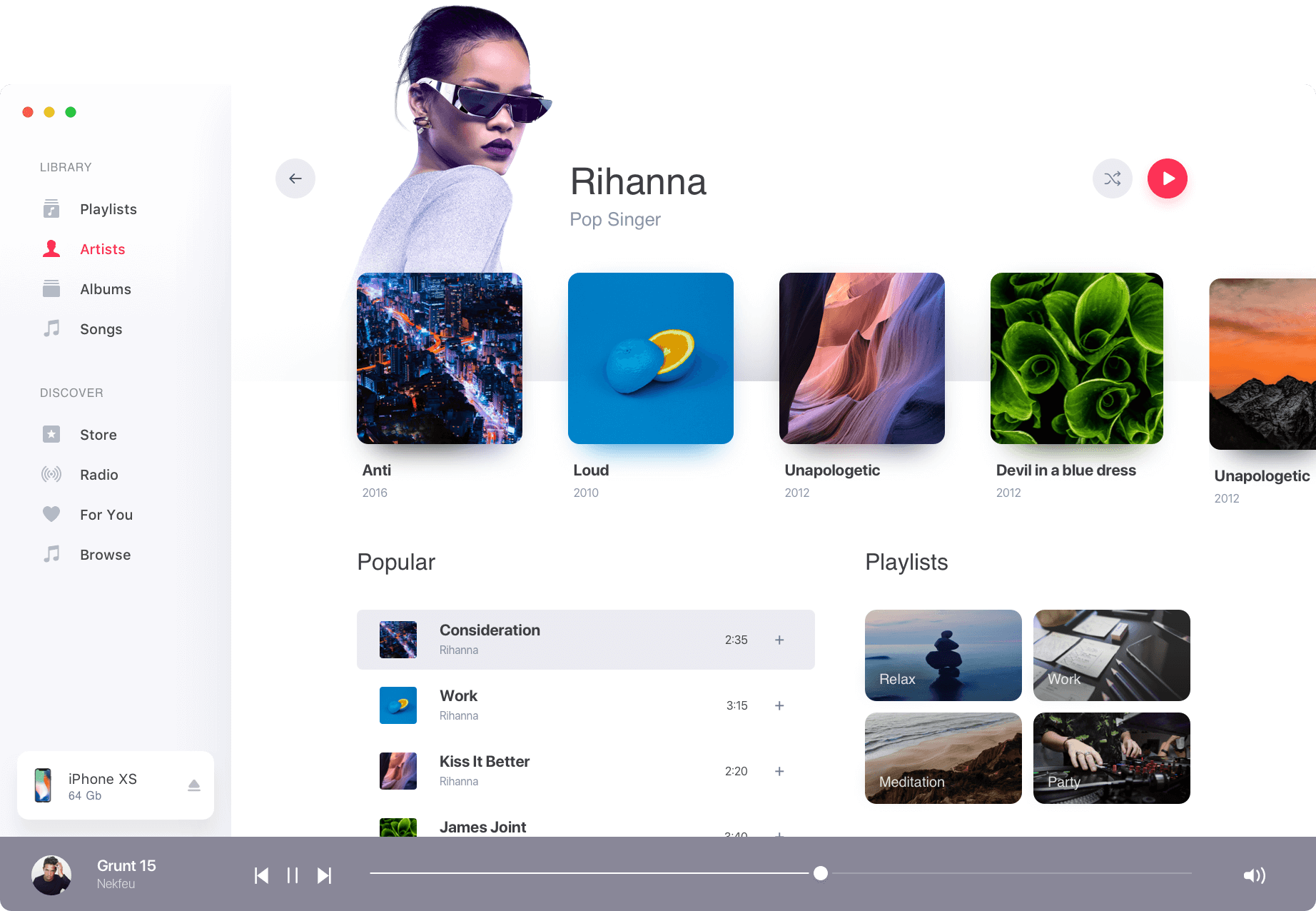 Home Desktop App 1