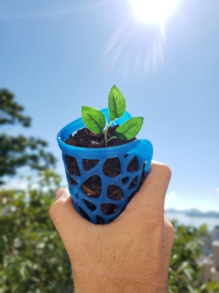 Materiais biodegradáveis: sua importância meio ambiente 1