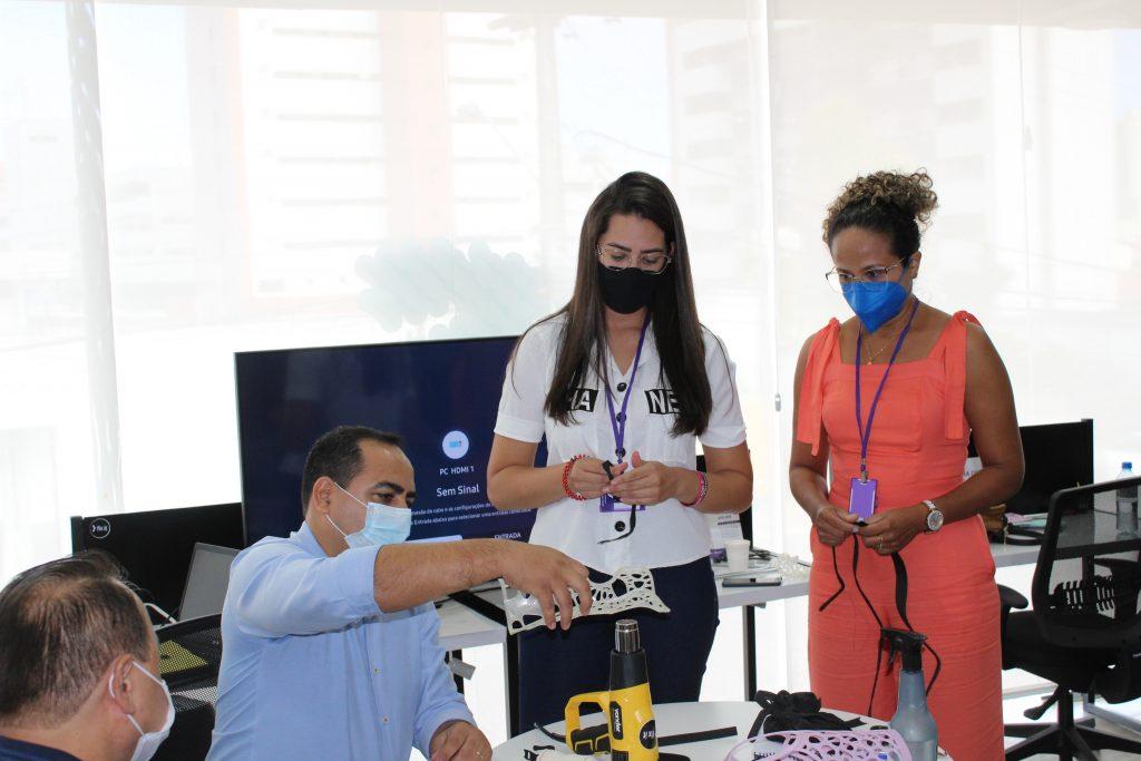 Fix it lança imersão para profissionais da saúde ensinarem sobre aplicação de órteses feitas em impressoras 3D 5