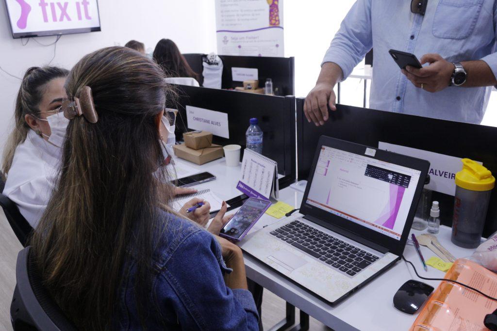 Fix it lança imersão para profissionais da saúde ensinarem sobre aplicação de órteses feitas em impressoras 3D 2