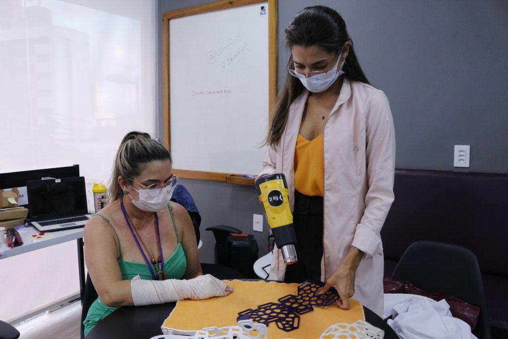 Fix it lança imersão para profissionais da saúde ensinarem sobre aplicação de órteses feitas em impressoras 3D 4