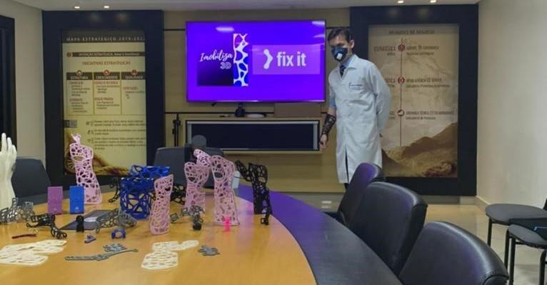 O segredo do sucesso: como uma clínica em Manaus se tornou a que mais produz órteses em 3D no Brasil 2